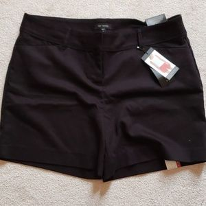 The Limited black shorts.  Size 14.  NWT.